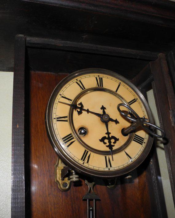 Reloj aleman de la famosa casa junghans antiguo venta - Relojes para casa ...