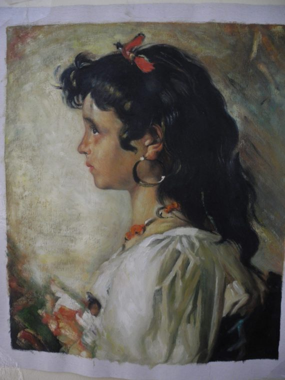 Pinturas Al Oleo Al Estilo De Degas Y Sorolla