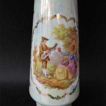 Jarrón de Porcelana de Bavaria