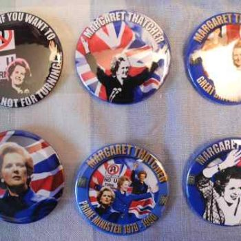 Margaret Thatcher Homenaje a La Dama De Hierro