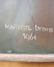 Mariette Lydis Oleo Sobre Tela 4