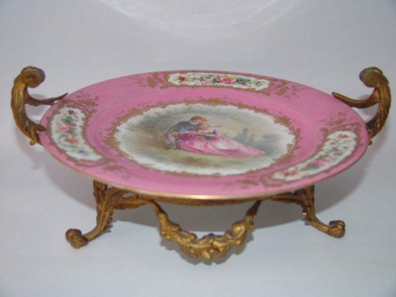 Porcelana de Sevres antigua