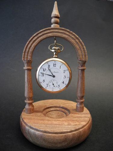 Reloj De Bolsillo 17 Rubies Illinois