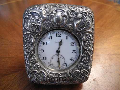 cd05a9da9bc Reloj De Bolsillo Rolex Legitimo Plata 4