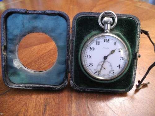 1dcd43ee3e4 Reloj De Bolsillo Rolex Legitimo Plata 3