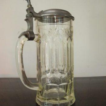 Schop De Cerveza Aleman Circa 1900