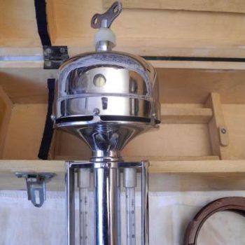 Sicrometro Marino Para Medir Vapor Ambiente