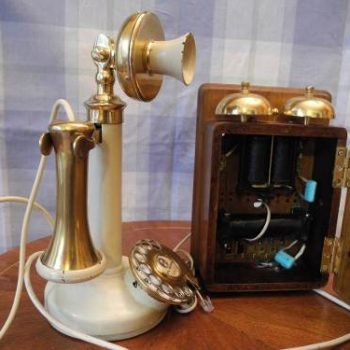 Telefono Antiguo con Garantia