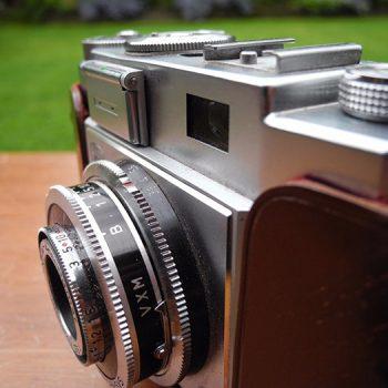 Camara fotográfica Zeiss Ikon - Reliquia, funcionando!