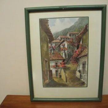 Pintura Gonzalo Ilabaca 1.30 M X 0.96 Mts.